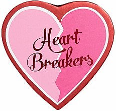 Parfémy, Parfumerie, kosmetika Tvářenka - I Heart Revolution Heartbreakers Shimmer Blush