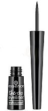 Parfémy, Parfumerie, kosmetika Voděodolná oční linka - Essence The Dip Eyeliner Waterproof