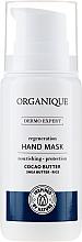 Parfémy, Parfumerie, kosmetika Regenerační maska na ruce - Organique Dermo Expert Hand Mask