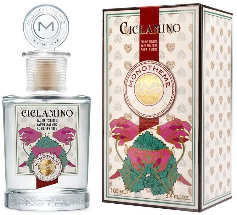 Monotheme Fine Fragrances Venezia Ciclamino - Toaletní voda — foto N1