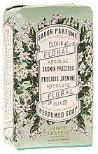 Parfémy, Parfumerie, kosmetika Mýdlo Drahocenný jasmín - Panier Des Sens Jasmine Soap
