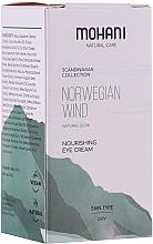 Parfémy, Parfumerie, kosmetika Vyživující oční krém - Mohani Natural Care Norwegian Wind Nourishing Eye Cream
