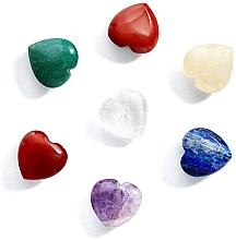 Parfémy, Parfumerie, kosmetika Přírodní kameny - Crystallove Chakra Energy Stone Set