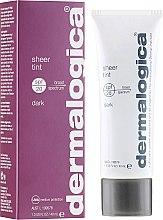 Parfémy, Parfumerie, kosmetika Hydratační tónovací krém na obličej - Dermalogica Daily Skin Health Sheer Tint SPF20