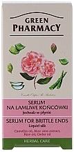 Parfémy, Parfumerie, kosmetika Sérum-hedvábí na vlasy - Green Pharmacy