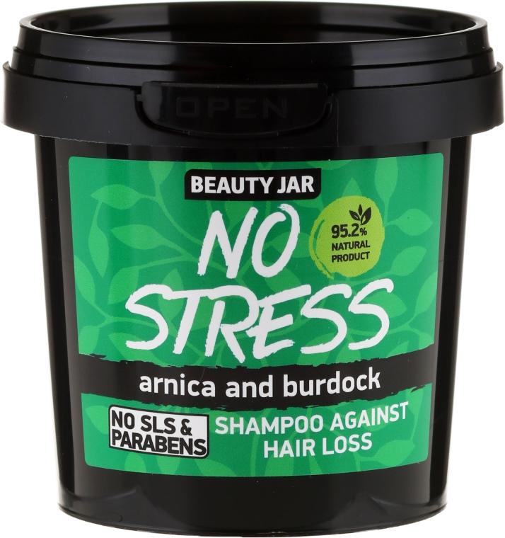 Šampon proti vypadávání vlasů - Beauty Jar No Stress Shampoo Against Hair Loss