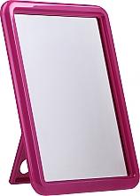 Parfémy, Parfumerie, kosmetika Jednostranné hranaté zrcadlo Mirra-Flex, 14x19 cm, 9254, růžové - Donegal One Side Mirror