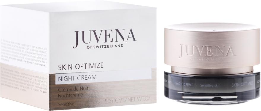 Noční krém pro citlivou plet' - Juvena Skin Optimize Night Cream Sensitive Skin — foto N1