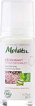 Parfémy, Parfumerie, kosmetika Deodorant pro citlivou pokožku - Melvita Body Care Deodorant Sensetive Skin