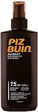 Parfémy, Parfumerie, kosmetika Opalovací sprej na tělo - Piz Buin Allergy Spray Spf15