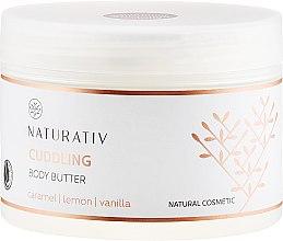 Parfémy, Parfumerie, kosmetika Tělový olej - Naturativ Cuddling Body Butter