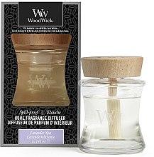 Parfémy, Parfumerie, kosmetika Aromadifuzér - Woodwick Home Fragrance Diffuser Lavender Spa