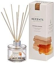 "Parfémy, Parfumerie, kosmetika Aroma difuzér ""Nadýchaná květinové kytice, relaxační jantar"" - Bolsius Fragrance Diffuser Lounge Luxury"