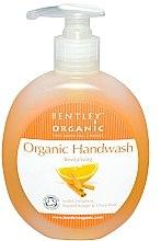 "Parfémy, Parfumerie, kosmetika Tekuté mýdlo na ruce ""Revitalizace"" - Bentley Organic Body Care Revitalising Handwash"