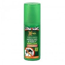 Parfémy, Parfumerie, kosmetika Sprej proti komárům - Xpel Tropical Formula Mosquito & Insect Repellent Pump Spray