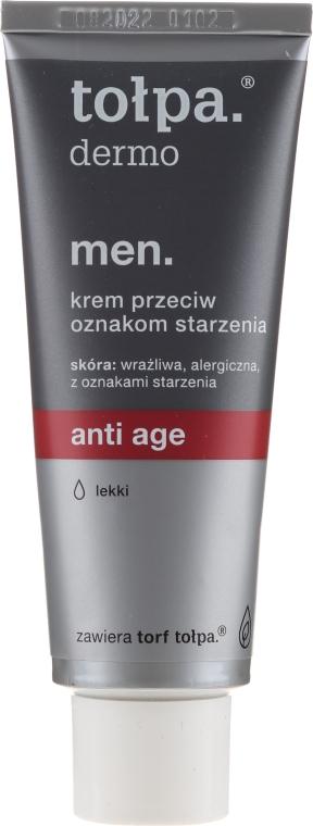 Obnovující krém proti vráskám - Tolpa Dermo Men Regenerating Anti-Wrinkle Cream — foto N1