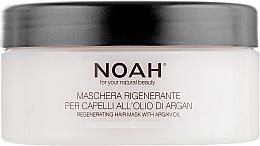Parfémy, Parfumerie, kosmetika Vlasová maska s arganovým olejem - Noah