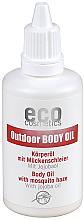 Parfémy, Parfumerie, kosmetika Repelentní tělový olej - Eco Cosmetics Outdoor Body Oil