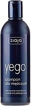 Parfémy, Parfumerie, kosmetika Intenzivně hydratační šampon pro muže - Ziaja Yego Shampoo for Men
