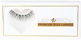 Parfémy, Parfumerie, kosmetika Umělé řasy - Lash Brow Premium Silk Lashes Natural Mess