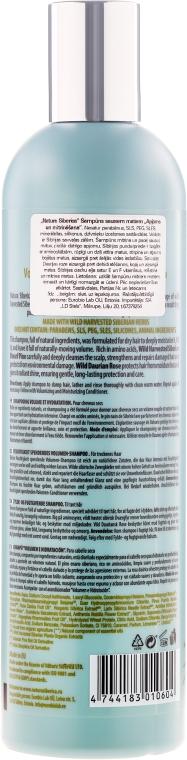 """Šampon pro suché vlasy """"Objem a hydratace"""" - Natura Siberica — foto N2"""