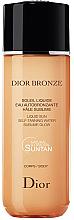 Parfémy, Parfumerie, kosmetika Samoopalovací tělová voda - Dior Bronze Liquid Sun Self-Tanning Body Water
