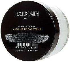 Parfémy, Parfumerie, kosmetika Hydratační maska na vlasy - Balmain Paris Hair Couture Repair Mask