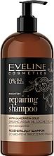 Parfémy, Parfumerie, kosmetika Regenerační šampon pro suché a poškozené vlasy - Eveline Cosmetics Organic Gold Regenerating Shampoo For Dry And Damaged Hair