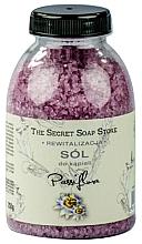 Parfémy, Parfumerie, kosmetika Sůl do koupele Passiflora - The Secret Soap Store Passiflora Bath Salt