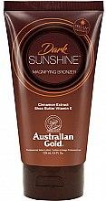 Parfémy, Parfumerie, kosmetika Olej na opalování - Austraian Gold Sunscreen Dark Magnifying Bronzer Professional Lotion