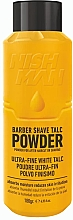 Parfémy, Parfumerie, kosmetika Pánský tělový pudr - Nishman Barber Shave Talc