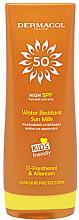 Parfémy, Parfumerie, kosmetika Dětské mléko na opalování SPF 50 - Dermacol Sun Water Resistant Milk SPF 50