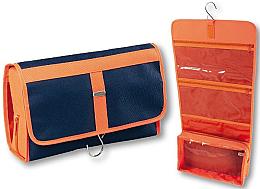 Parfémy, Parfumerie, kosmetika Kosmetická taška, 94873, modro-oranžová - Top Choice