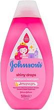 Parfémy, Parfumerie, kosmetika Dětský šampon na vlasy - Johnson's Baby Shiny Drops Shampoo