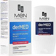 Parfémy, Parfumerie, kosmetika Balzám po holení pro velmi citlivou pokožku - AA Cosmetics Men derMED After-Shave Balm