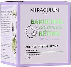 Parfémy, Parfumerie, kosmetika Denní pleťový krém - Miraculum Bakuchiol Botanique Retino Anti-Age Intensive Lifting