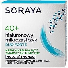 Parfémy, Parfumerie, kosmetika Krém na obličej - Soraya Duo Forte Face Cream 40+