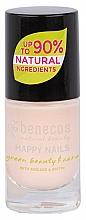 Parfémy, Parfumerie, kosmetika Lak na nehty, 5 ml - Benecos Happy Nails Nail Polish