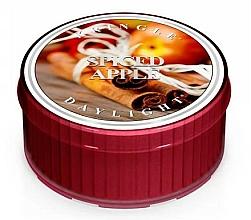 Parfémy, Parfumerie, kosmetika Čajová svíčka - Kringle Candle Daylight Spiced Apple