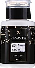 Parfémy, Parfumerie, kosmetika Čisticí gel pro odstranění lepivého filmu - F.O.X Gel Cleanser Care System
