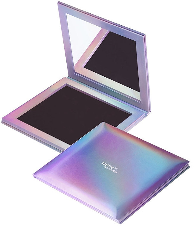 Magnetická paleta - Neve Cosmetics Holographic Creative Palette — foto N1