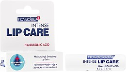 Parfémy, Parfumerie, kosmetika Balzám na rty s kyselinou hyaluronovou - Novaclear Intense Lip Care