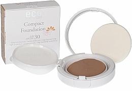 Parfémy, Parfumerie, kosmetika Kompaktní pudr na obličej - Eco Cosmetics Compact Foundation SPF30
