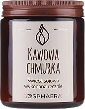 Parfémy, Parfumerie, kosmetika Aromatická svíčka Coffe Cloud - Bosphaera Coffee Cloud