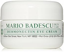 Parfémy, Parfumerie, kosmetika Krém na oční okolí Dermonectin - Mario Badescu Dermonectin Eye Cream