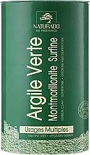 Parfémy, Parfumerie, kosmetika Kosmetická zelená hlína - Naturado Green Clay