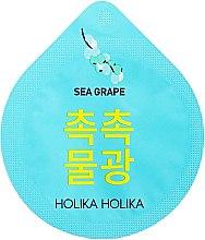 Parfémy, Parfumerie, kosmetika Kapslová noční maska hydratační - Holika Holika Superfood Capsule Pack Sea Grapes