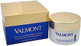 Parfémy, Parfumerie, kosmetika Obnovující buněčný krém-peeling na tělo - Valmont Cellular Refining Scrub