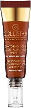 Parfémy, Parfumerie, kosmetika Oční krém - Collistar Pure Actives Eye Contour Hyaluronic Acid + Peptides