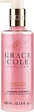 Parfémy, Parfumerie, kosmetika Mýdlo na ruce Vanilka a sandalové dřevo - Grace Cole Warm Vanilla & Sandalwood Hand Wash
